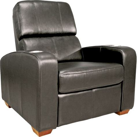 double reclining chairs bell o hts 100bk double arm reclining chair black