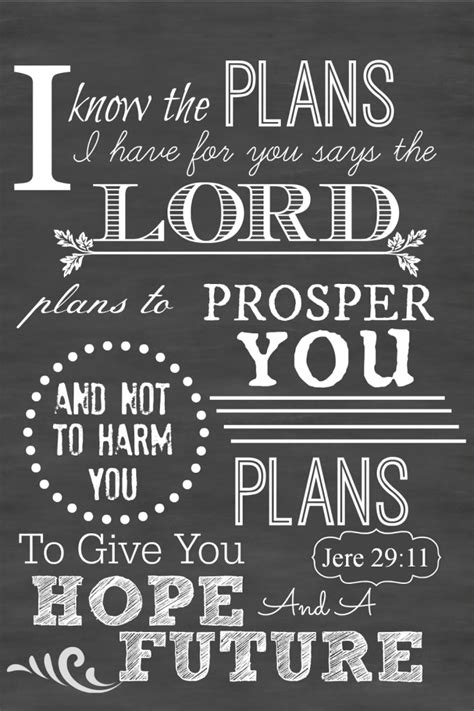 free printable chalkboard scripture art chalkboard free jeremiah 29 11 coloring pages