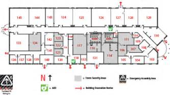 police academy building map pa