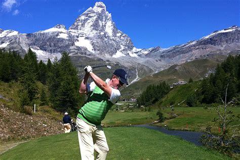 vacanza valle d aosta golf in valle d aosta vacanze in valle d aosta