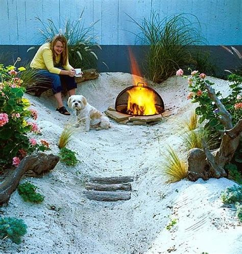 beach backyard ideas beachcomber garden paradise beach landscaping ideas with