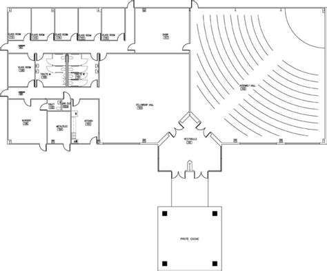 church floor plans online church floor plans small church floor plans photo