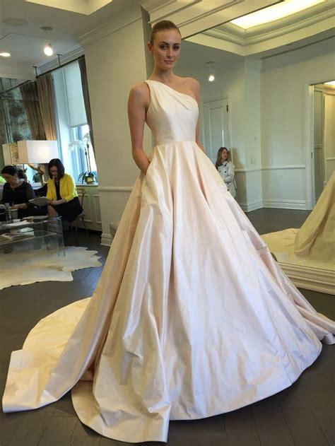 Taffeta Wedding Dress by Exquisite One Shoulder Wedding Dresses Ivory Taffeta