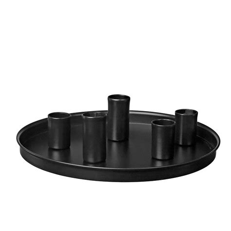 kerzenteller metall schwarz broste kerzenteller magnet 20 5 cm metall schwarz kaufen