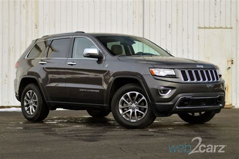 grey jeep grand cherokee 2015 2015 jeep grand cherokee limited 4x4 review web2carz