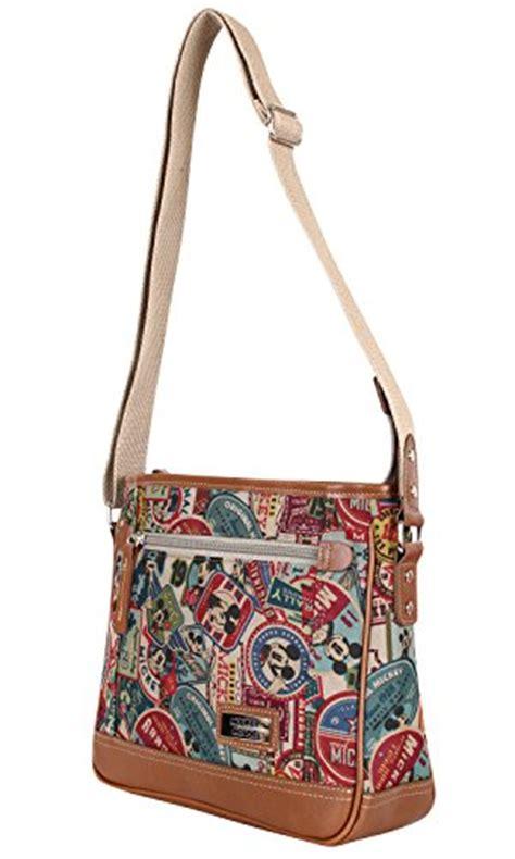 Pattren Bag Import disney mickey pattern multi purpose cross bag mini
