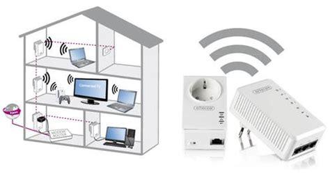 rete wi fi casa wlan aus der steckdose sitecom bringt wi fi homeplugs
