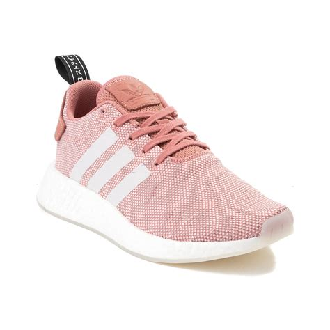 womens adidas nmd  athletic shoe pink