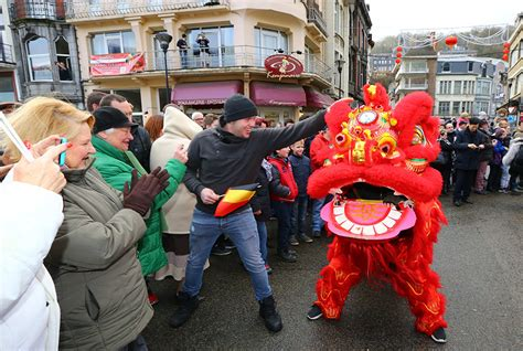 new year parade brussels lunar new year celebrated in belgium 1