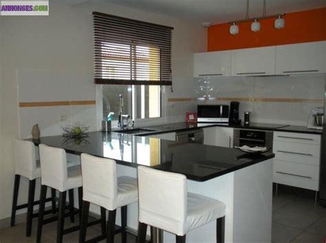 cuisine de 16m2 maison de 2010 100m2 avec 3ch bureau fnr