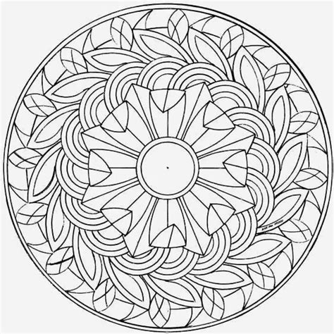 mandala coloring book to print printable coloring pages