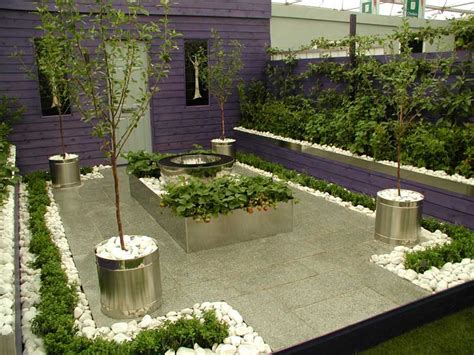 Modern Front Garden Design Ideas Rhs Chelsea Flower Show Awards 2005 International Design Awards