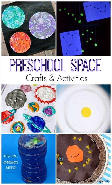 kindergarten activities on space preschool space crafts and activities planeter f 246 rskola