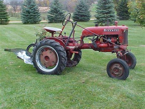 1947 farmall cub high ridge tractor parts farm dreaming