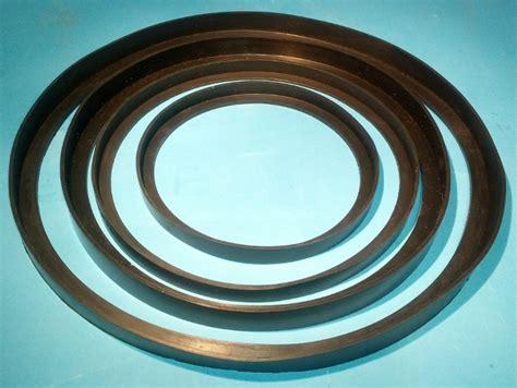 vacuum gasket chamber l gasket viton nitrile vacuum belljar