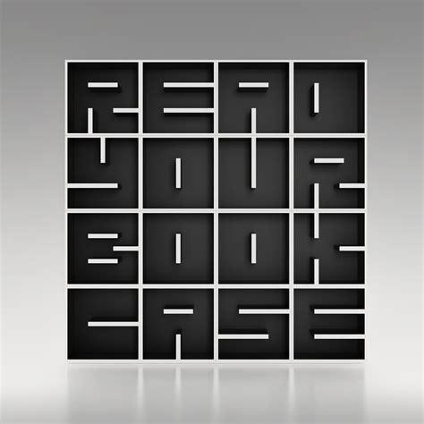 librerie a abc rybc libreria da terra a forma di lettere in legno 204
