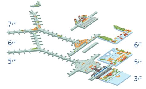 hong kong international airport floor plan business traveller s guide to hong kong international