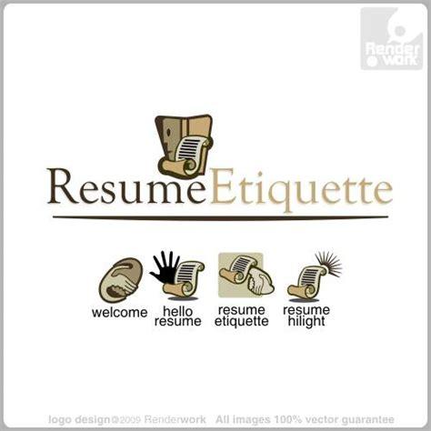 50 resume etiquette logo contest 72 hours page 2