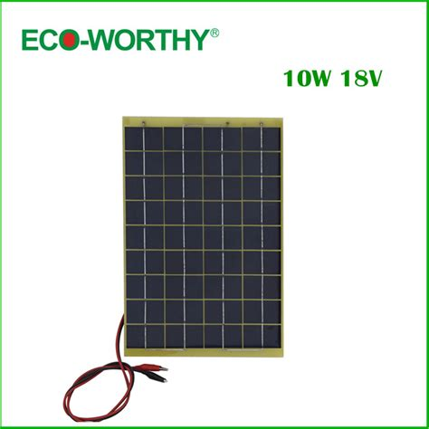 12 volt diode 10 10 w epoxy resin solar panel 10w poly solar panel 12v diode for charge 12v battery in