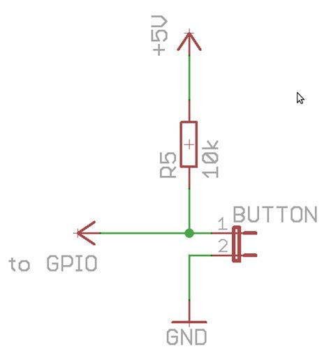 raspberry pi gpio pull up resistor value gpio wrong reading from bash raspberry pi stack exchange