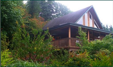 St Helens Cabins by Harmony Retreat At Mayfield Lake Vacation Rental Cabin