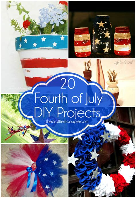 20 fourth of july diy projects the craftiest