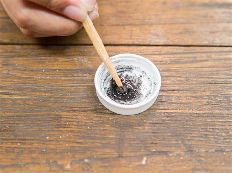 how to make homemade tattoo ink 3 ways to create prison ink wikihow