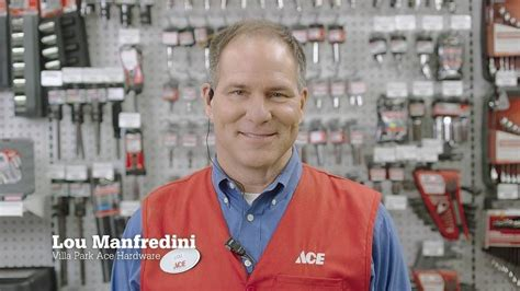 ace hardware villa park fix is in for manfredini to open another store in suburbs