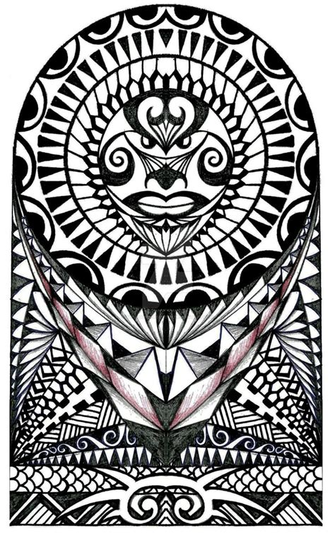 tribal design meaning warrior 26 best maori tattoo design drawing sleeve images on