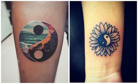 Imagenes Tatuajes Yin Yang | tatuajes del ying yang 191 sabes lo que significa este
