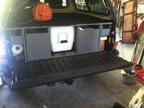 truck bed drawer system tacoma tacoma truck bed storage drawers autos post
