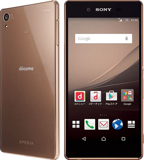 Sony Xperia A4 Japan 4g Ram 2gb Bekas Unit Only ntt docomo announces xperia a4 alongside xperia z4 z4 tablet xperia
