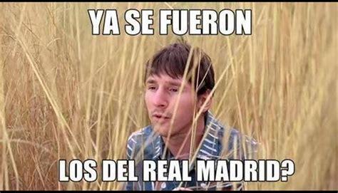 imagenes que perdio el real madrid barcelona vs real madrid 2016 los mejores memes del