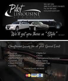 limo business cards brentjbennett springs ca limo august limousine