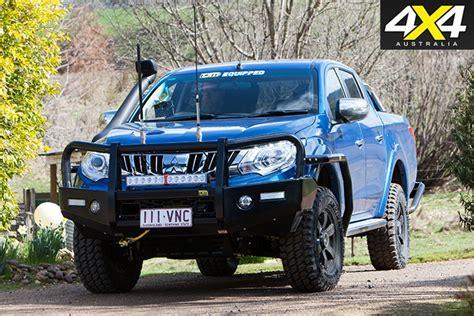 Tjm Bullbar T13 Outback All New Triton custom 4x4 tjm mitsubishi triton 4x4 australia