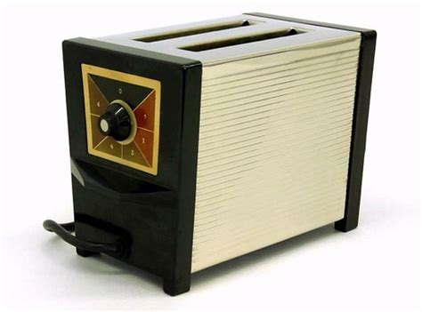 German Toaster and now for an east german toaster green footballs