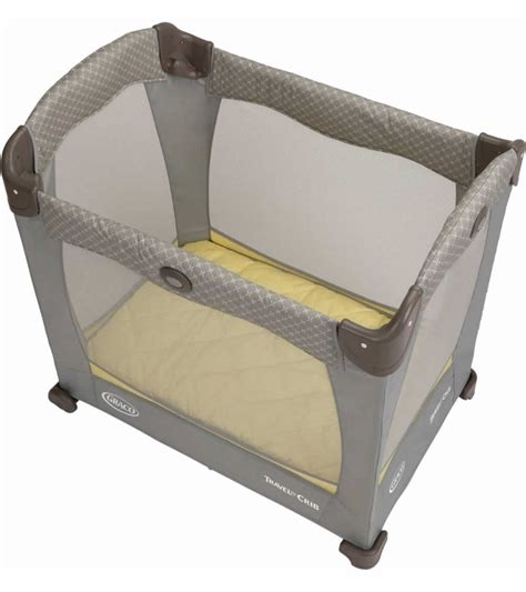 Graco Travel Lite Crib Cabo by Graco Travel Crib With Bassinet Baby Crib Design Inspiration