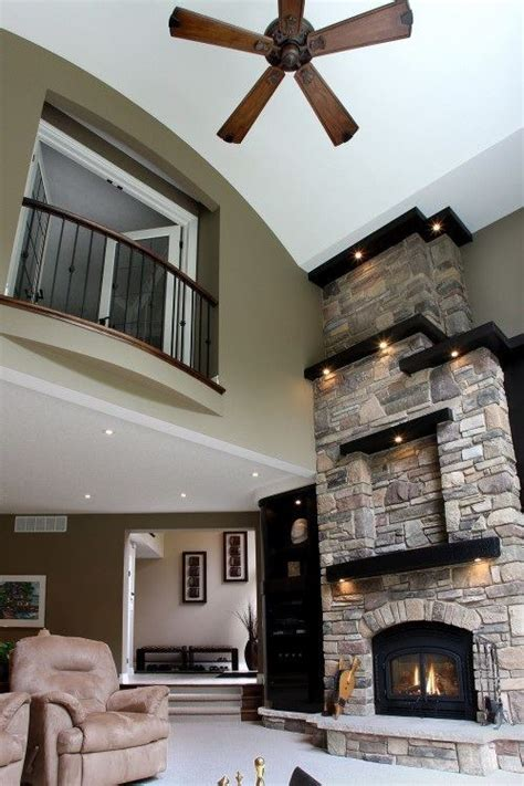 two story fireplace two story fireplace dream house pinterest