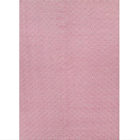 Pink Outdoor Rugs Cottages Manhasset Pink Outdoor Rug 2 Ft X 3 Ft Rectangle Dfohome