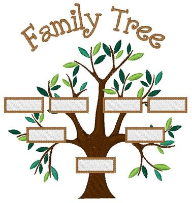 free printable family tree designs sayings embroidery design family tree from concord
