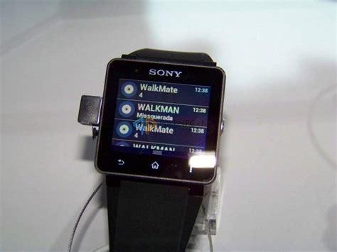 Smartwatch Sony Xperia Z2 Sony Smartwatch 2