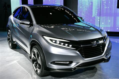 suv honda 2014 honda slates compact suv for 2014 production pictures cnet