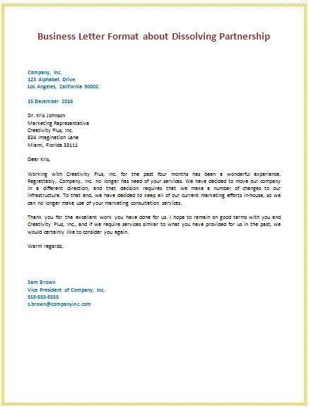 Business Letter Sle New Business Corporate Letter Format Best 25 Business Letter Format Ideas On Business Anamisat