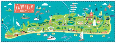 amelia island map my