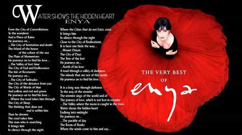enya best enya best songs greatest hits ღ enya sus mejores
