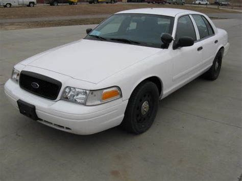 how cars run 2008 ford crown victoria head up display sell used 2008 ford crown victoria quot police interceptor quot p71 package in rapid city south dakota