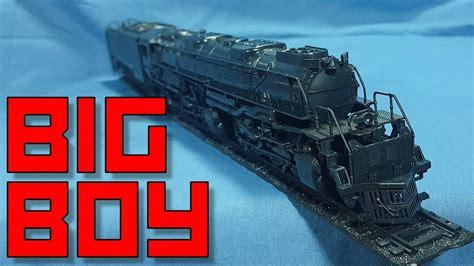 Revell Big Boy Locomotive revell union pacific big boy locomotive 1 87