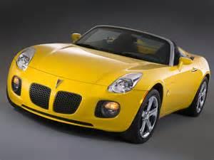 Pontiac Sports Cars Pontiac Solstice Images