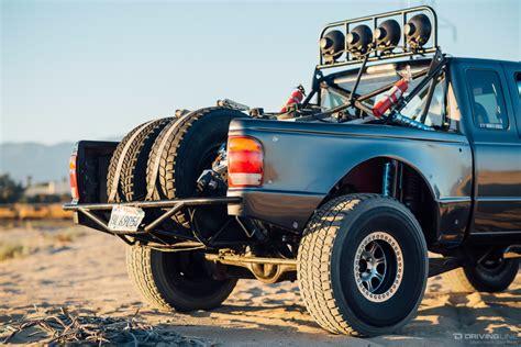 prerunner truck jr s desert dominating ford ranger prerunner drivingline