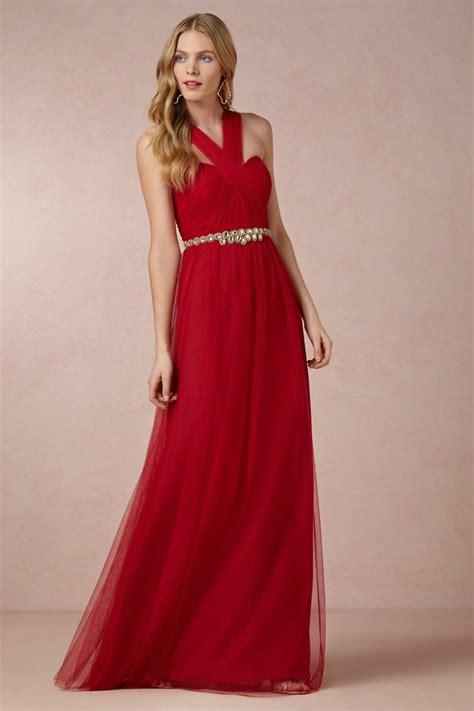 Dress Anabell annabelle bridesmaid dress in poppy from bhldn t b wedding wedding